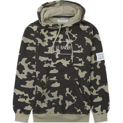 Nancy Sweatshirt Regular fit | Nancy Sweatshirt | Army